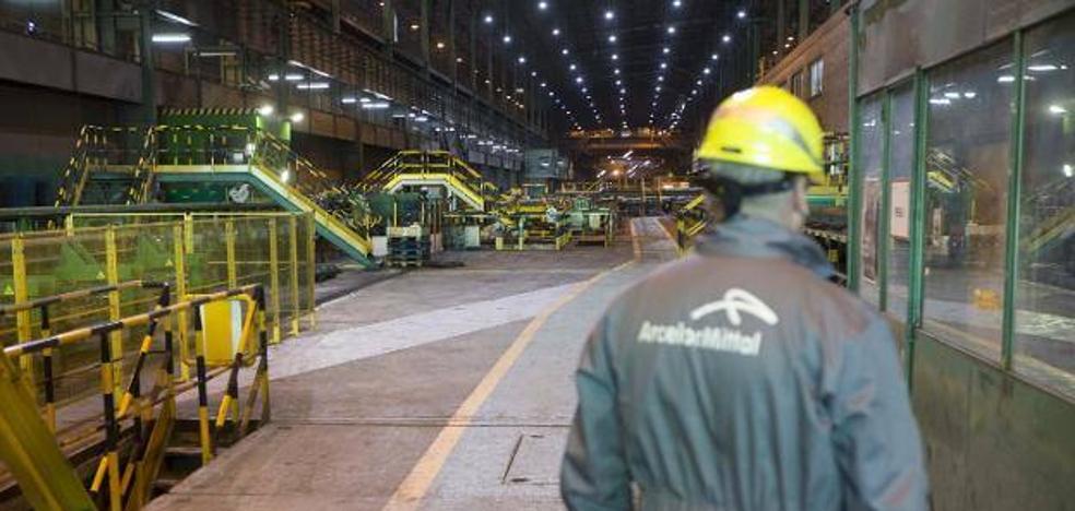 Arcelor y los sindicatos firman un preacuerdo para el tren de chapa que incluye la amortización de 32 empleos