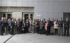 «Queremos trabajar mejor, no quiero dictar sentencias como churros», dicen los jueces asturianos
