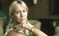 El drama de Agnetha Faltskog, la cantante rubia de ABBA