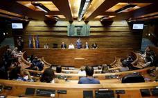 El Parlamento asturiano descarta aumentar las deducciones fiscales por hijos