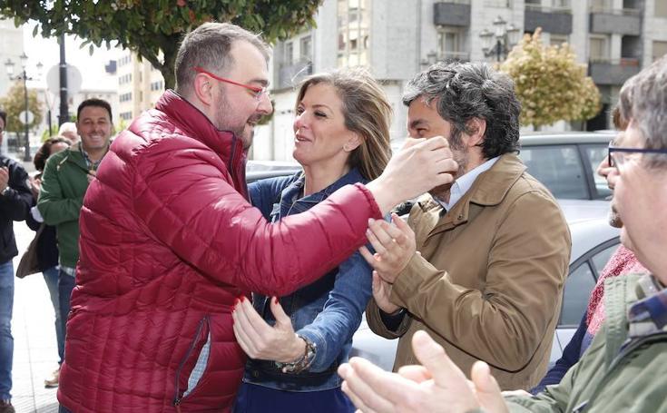 Adrián Barbón oficializa su candidatura