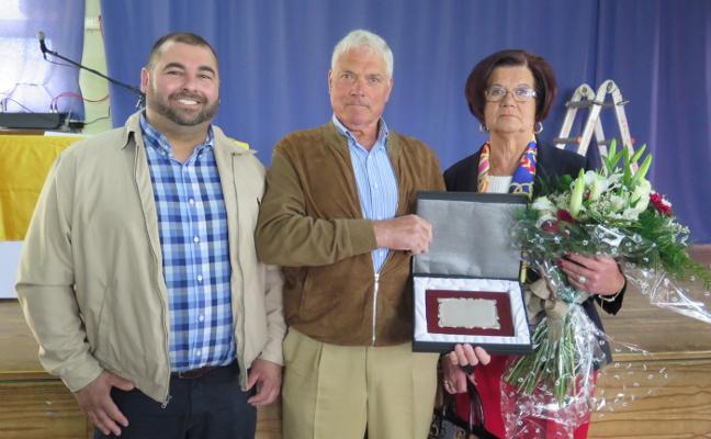 Ramón Pérez Mayor, Jubilado del Año 2018