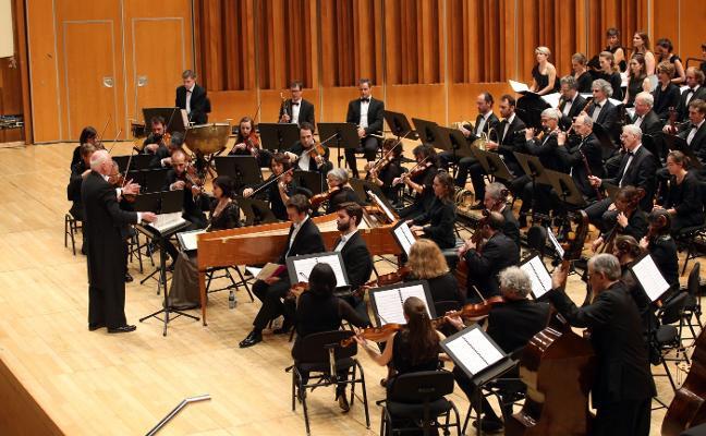 Les Arts Florissants en el Auditorio