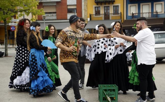 Laruelo graba un videoclip con su nuevo alias Mr Gómez