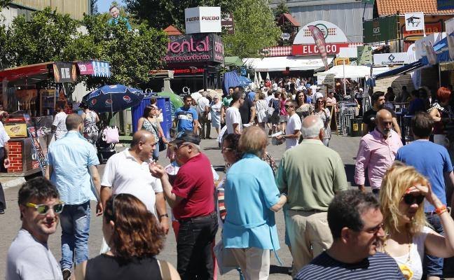 La Feria cuelga el cartel de «completo»