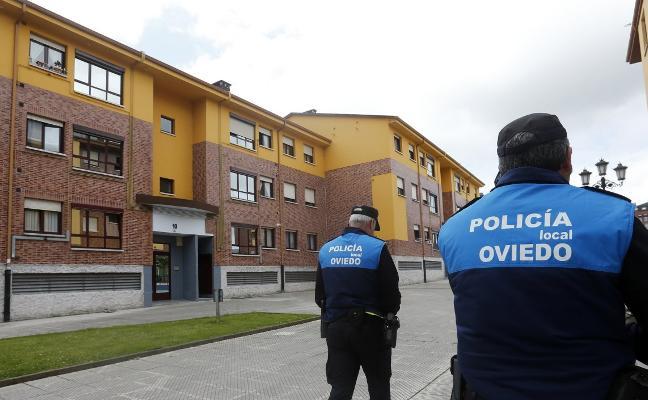 La Policía Local intensifica la vigilancia en Colloto tras los últimos incidentes en la zona