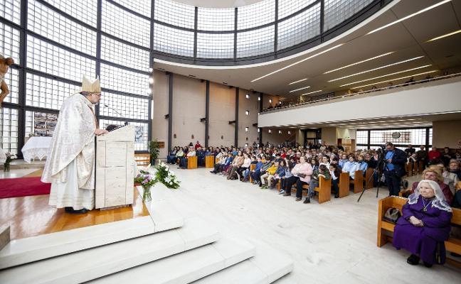 «La Iglesia no puede permanecer ajena a la lucha contra la violencia de género»