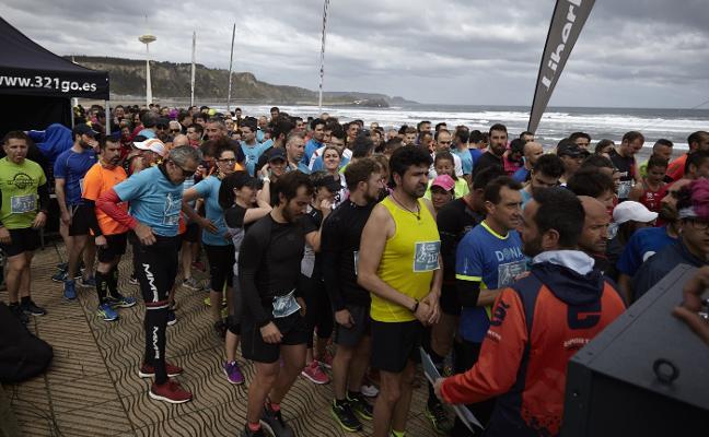La carrera benéfica de El Espartal recuda cerca de 2.500 euros para el IUOPA