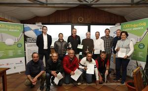 Clasificación del Club de Golf Villaviciosa