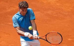 Pablo Carreño supera la primera ronda del Torneo de Roma