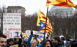 La inteligencia alemana afirma que Rusia apoyó al independentismo catalán
