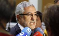 Llamazares advierte de que la autonomía de IU Asturias «no está en venta»