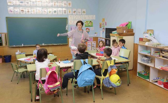 Oriente cierra la prematrícula con más de cien vacantes en primero de Infantil