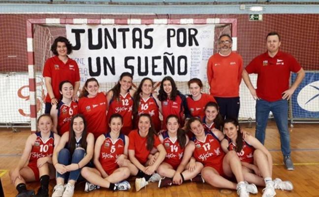 Los equipos femeninos se consolidan en la competición regional