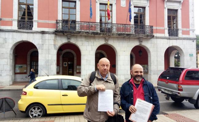 Agora Nava y Podemos piden más trenes desde Infiesto para el Festival de la Sidra
