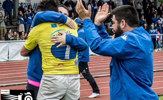 El Oxigar Belenos se medirá a La Única en las semifinales de la fase de ascenso