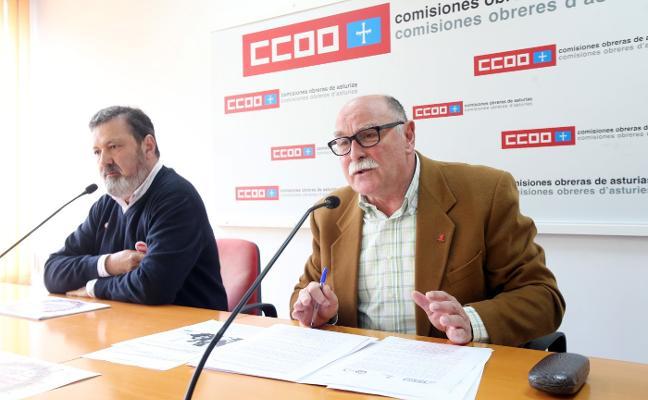 Los jubilados vuelven a la calle en Oviedo por la mejora de las pensiones