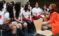 Presentación de la fundación Inspiring Girls en Asturias