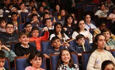 Alumnos asturianos disfrutan de los conciertos de La orquesta rock
