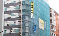 Los arquitectos alertan de «peligros inminentes» en los edificios antiguos