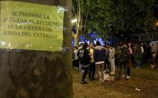Los vigilantes de seguridad privada avisan de que las fiestas de prau deben controlarlas profesionales