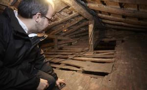 San Nicolás reparará su cubierta gracias a feligreses, particulares y asociaciones