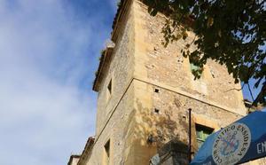 El Principado inspecciona el palacio de Peñalver para valorar su estado actual