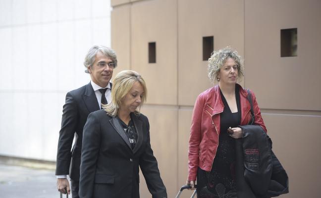 «Me extrañó ver en la sentencia el sello de Asturias y el encabezado de Málaga»