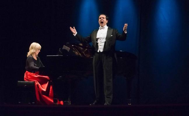 El tenor Carlos de Maqua homenajea a las compositoras