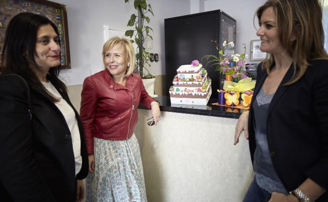 El geriátrico Palacio del Villar completa sus 120 plazas residenciales