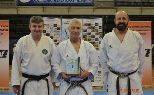 Teoría y práctica en la Copa Gensei Ryu