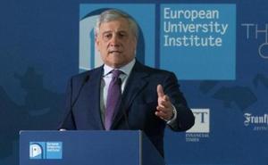 Tajani dice que «es importante» que el corredor Atlántico conecte con la región