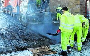 Nueva emulsión para el asfaltado de calles