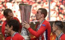 Griezmann olvida la espina del penalti fallado en Milán