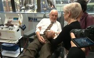 James Harrison, el donante de sangre que ha salvado a millones de bebés, se jubila