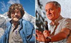 Los alpinistas Messner y Wielicki llegan a la cumbre del Premio Princesa de los Deportes