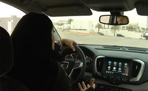 Arabia Saudí permitirá conducir solas a las mujeres