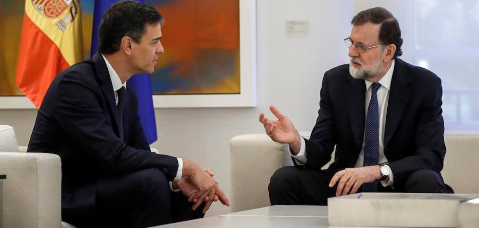 Rajoy y Sánchez se preparan ya para otro 155 sin fecha de caducidad ni elecciones en el horizonte