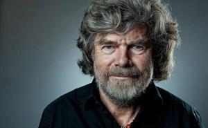 Messner, la leyenda viviente del alpinismo
