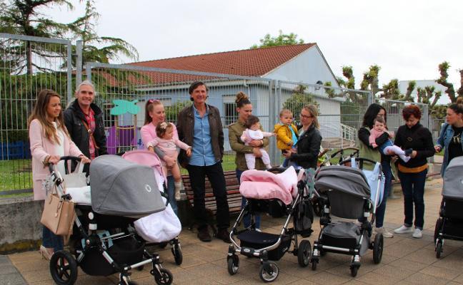 Exigen celeridad para ampliar las aulas de infantil en Gozón