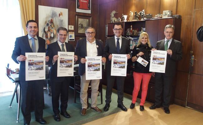 El Caudal acoge una campaña de impulso al comercio de barrio