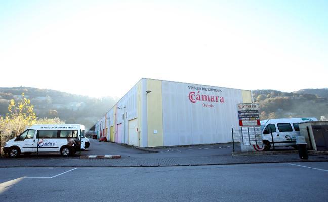 La Cámara solicitará apoyo al Ayuntamiento para ampliar el vivero de empresas en Olloniego