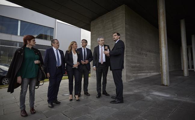 Ciudadanos pone el Centro del Acero como ejemplo para una red en España