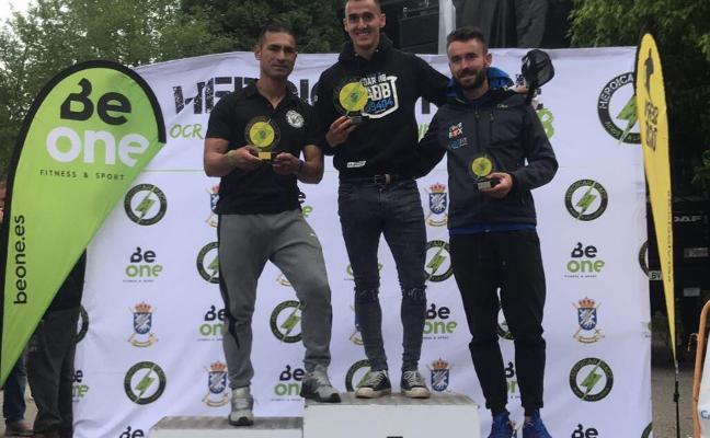 Isra Ferrero vence en la Heroican Race