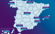 Casting de 'OT 2018': fechas, ciudades y requisitos