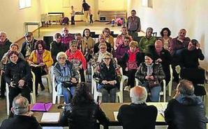 Nuevos colectivos en la lucha de las pensiones