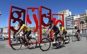 Tres trazados para disfrutar del ciclismo
