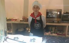 Un alumno de la escuela de Aller gana un premio nacional de gastronomía