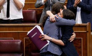 Pablo Iglesias: «Buscamos una casa en el campo para cuidar a nuestros hijos con intimidad»