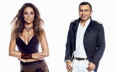 El 'zasca' de Lara Álvarez a Jorge Javier Vázquez